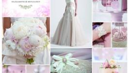 Inspiration Board #02 – Romantic Pink Wedding