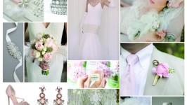 Inspiration Board #08 - Silver Twenties Wedding