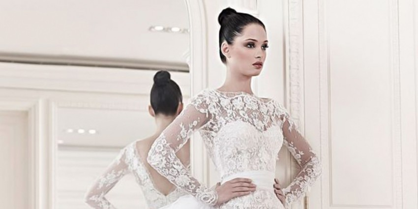 Zuhair Murad Sposa Haute Couture Spring 2014