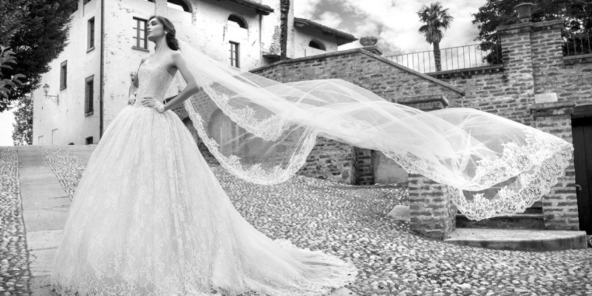 Alessandra Rinaudo - Bridal Couture 2015