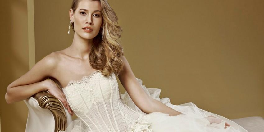 0b6120f75243 Romance Bridal Collection 2015 - Nicole Fashion Group