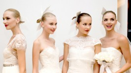 Carolina Herrera Bridal Collection Fall 2015