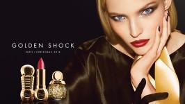 Dior Makeup Collection Christmas 2014 - Golden Shock