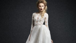 Ersa Atelier Bridal Collection Fall 2015