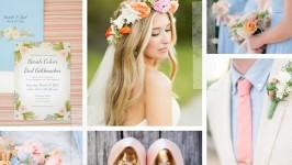 Sposarsi in Primavera? Quali colori scegliere per un matrimonio primaverile