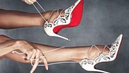 Christian Louboutin, scarpe da sogno anche per la sposa