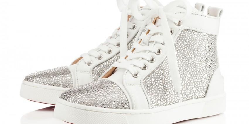 Scarpe Da Ginnastica Per Sposa.Bridal Sportive Shoes Quando Le Sneakers Diventano Scarpe Da Sposa