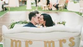 Come decorare il tavolo degli sposi