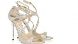 Quali sono le scarpe da sposa più belle? Jimmy Choo ha scelto queste per voi:
