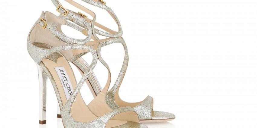 quality design 869a4 3303a Quali sono le scarpe da sposa più belle? Jimmy Choo shoes