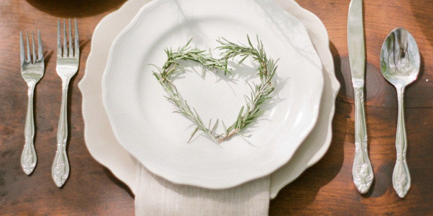 Erbe aromatiche per il matrimonio: come utilizzarle al meglio