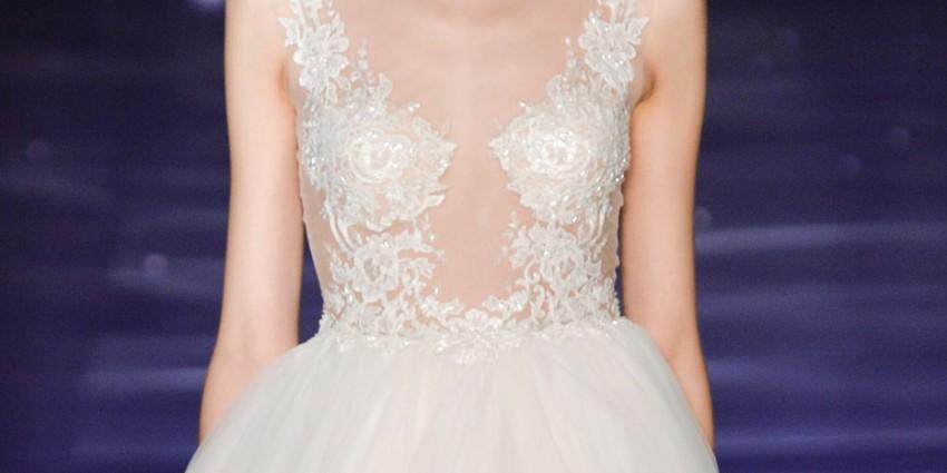 Reem Acra Sposa: Bridal Collection Spring 2016