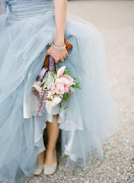 Matrimonio In Azzurro Polvere : Colori matrimonio rose quartz e serenity
