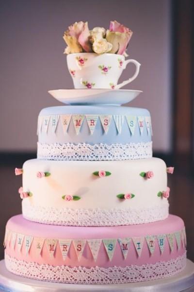 Torte Matrimonio Country Chic : Matrimonio shabby chic stile romantico e ecologico