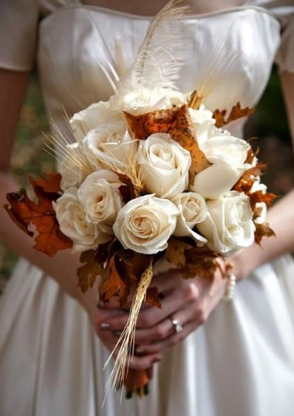 Amato Bouquet autunnale, colori avvolgenti per il tuo matrimonio EE16