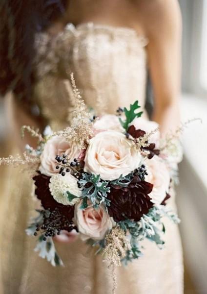 Bouquet Autunnali Sposa.Bouquet Autunnale Colori Avvolgenti Per Il Tuo Matrimonio