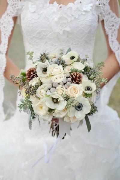 Winter Wedding Bouquet Il Bouquet Invernale