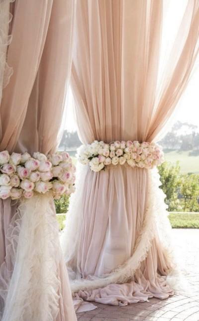 Matrimonio In Bianco : Matrimonio rosa cipria