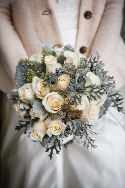 Bouquet Sposa Invernale.Bouquet Invernale Tutta La Magica Atmosfera Di Questa Stagione