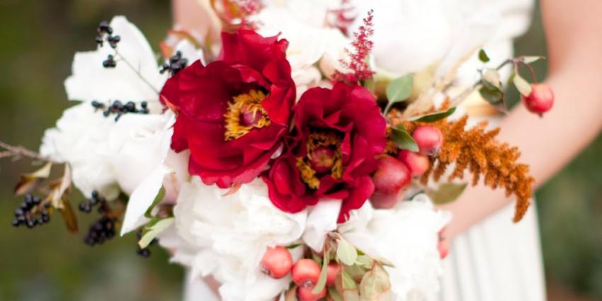 Bouquet autunnale, colori avvolgenti per il tuo matrimonio