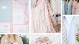Colori Matrimonio 2016: Rose Quartz e Serenity