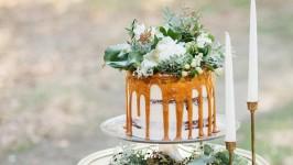 Drip cake per il matrimonio, una nuova tendenza