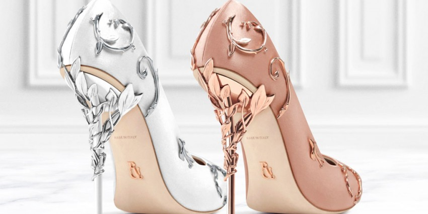 Ralph and Russo Shoes: Eden Pump