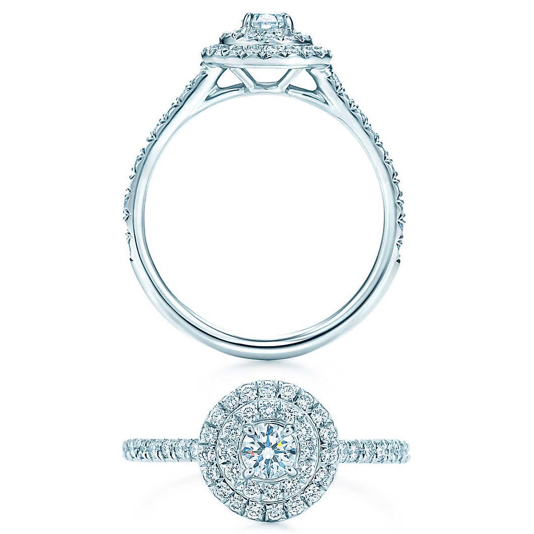 anello brillante tiffany prezzo