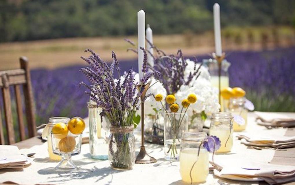Matrimonio Tema Mediterraneo : Matrimonio limone e lavanda profumi del mediterraneo