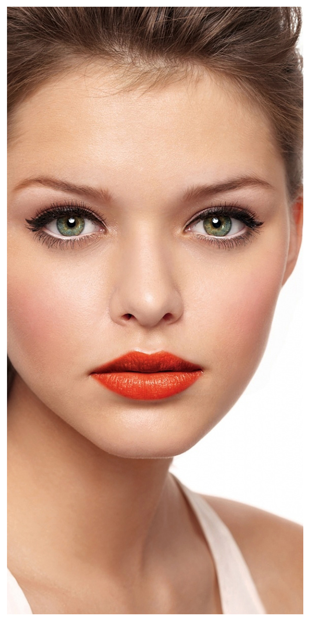 Trucco corallo coral make up - Tavolo trucco make up ...