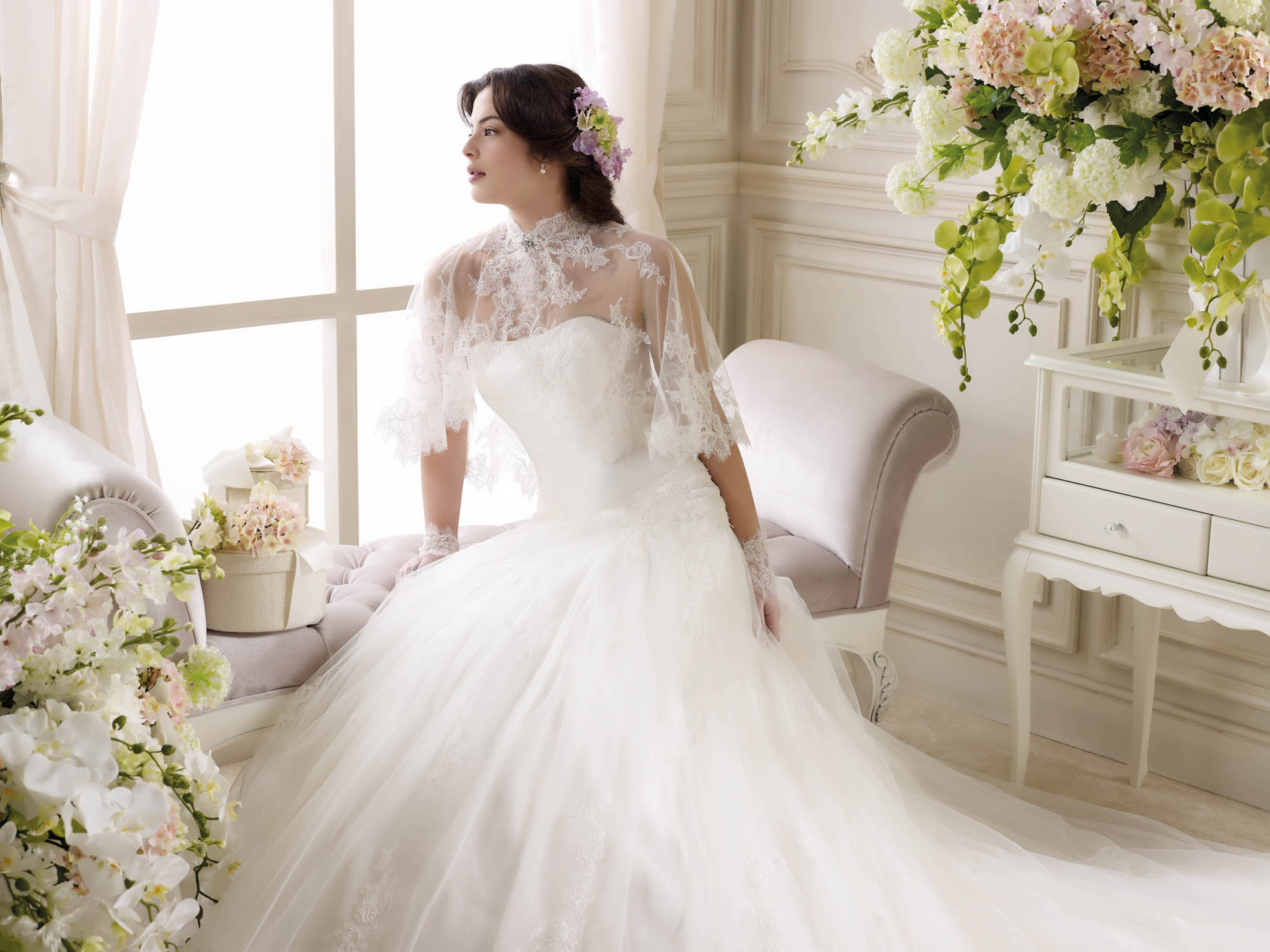 Colet Bridal Collection 2014