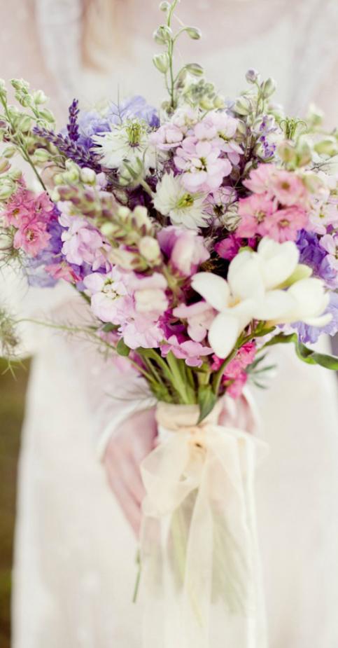 Bouquet Lavanda
