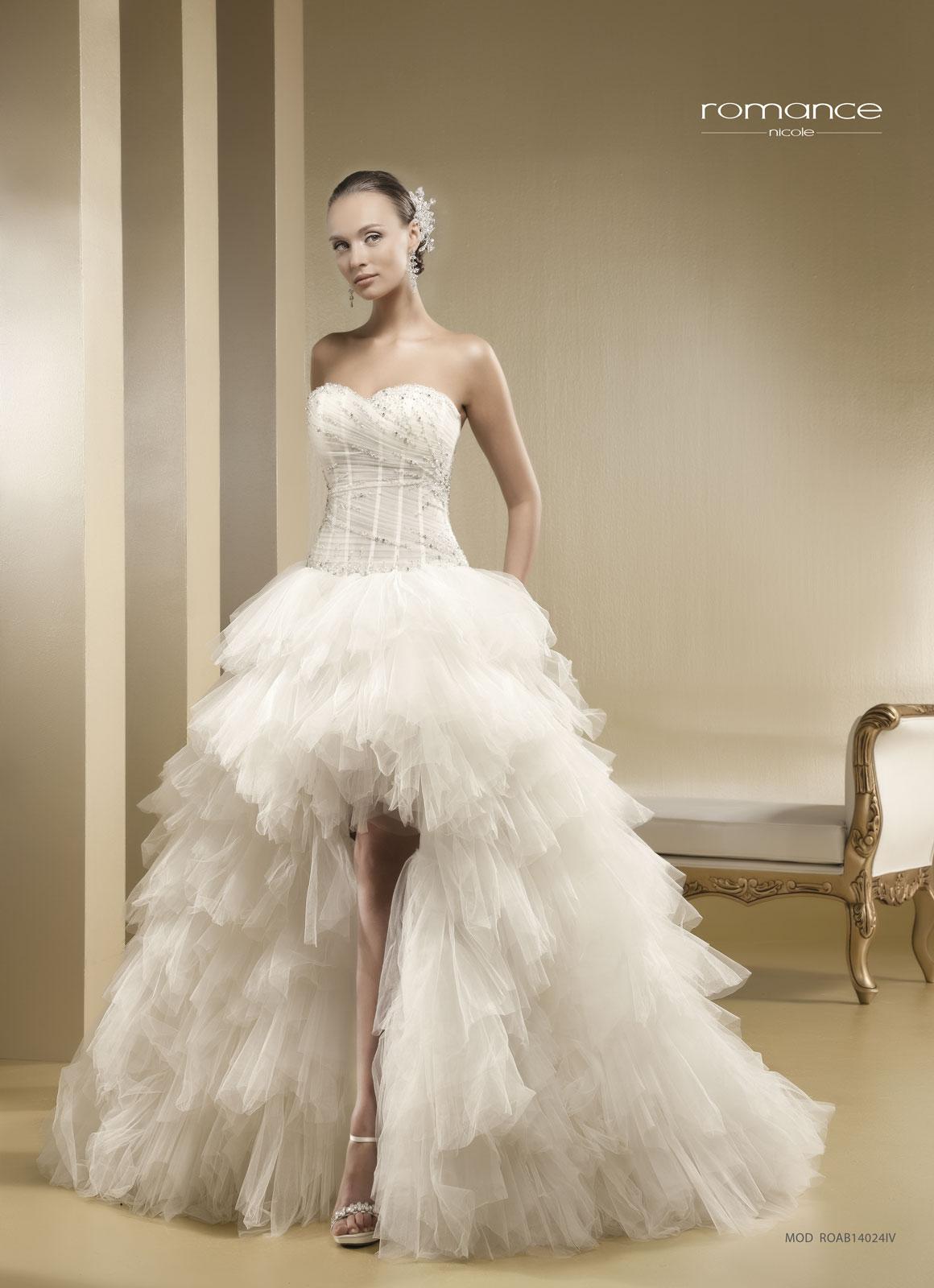 6bba20ef2ad9 Romance Bridal Collection 2014 - Nicole Fashion Group