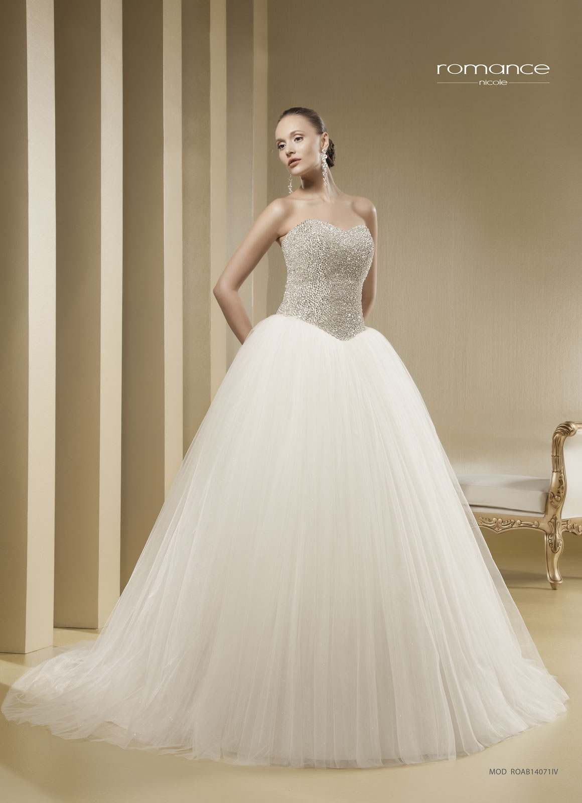 817bc5165eaf Romance Bridal Collection 2014 - Nicole Fashion Group