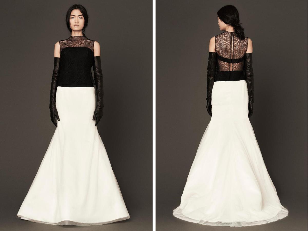Vera Wang Bridal Collection Spring 2014