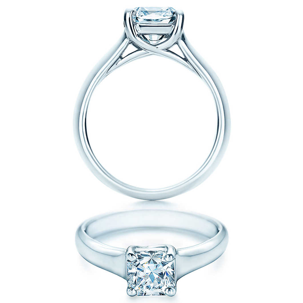 qualità superiore 2019 autentico grande sconto del 2019 Tiffany & Co. - Gli Anelli di Fidanzamento - Engagement Rings