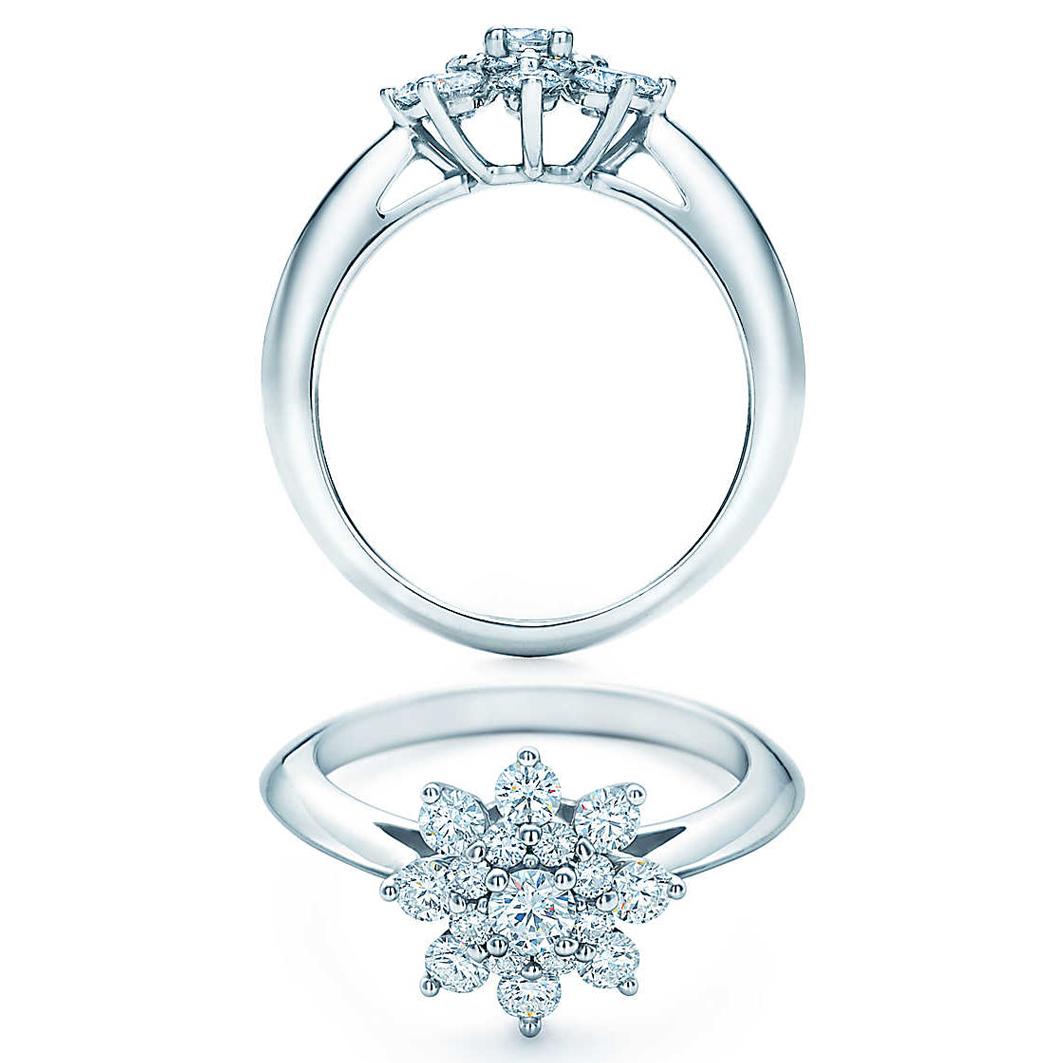 dettagliare 0ed3d 37707 Tiffany & Co. - Gli Anelli di Fidanzamento - Engagement Rings