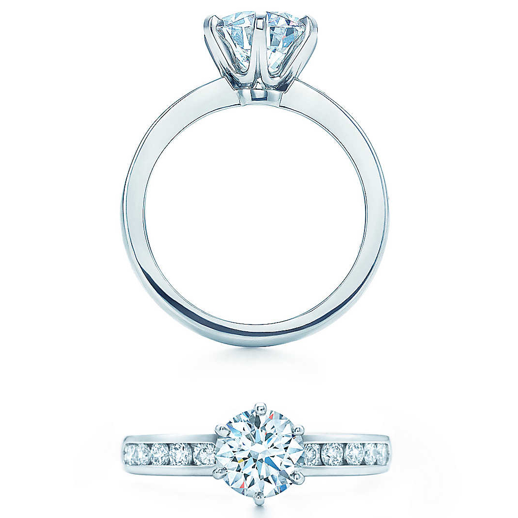 3906ab9f57769d Tiffany & Co. - Gli Anelli di Fidanzamento - Engagement Rings