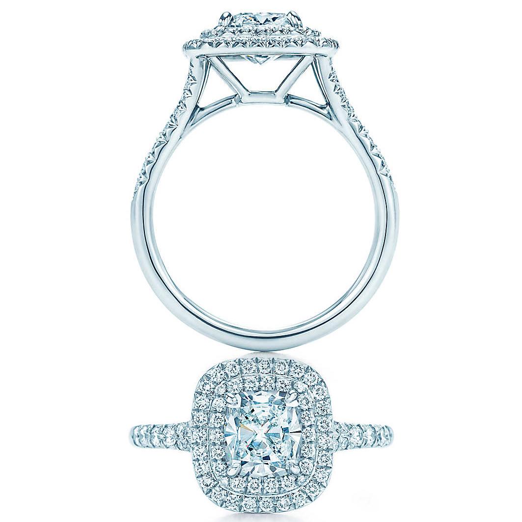 dettagliare 2e899 5ea50 Tiffany & Co. - Gli Anelli di Fidanzamento - Engagement Rings