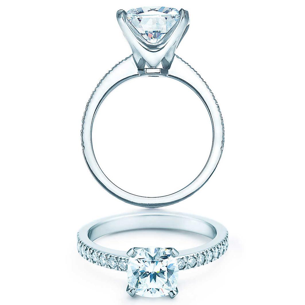 Tiffany Co Gli Anelli Di Fidanzamento Engagement Rings