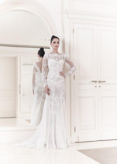 Abiti da sposa zuhair murad 2014  Blog su abiti da sposa Italia