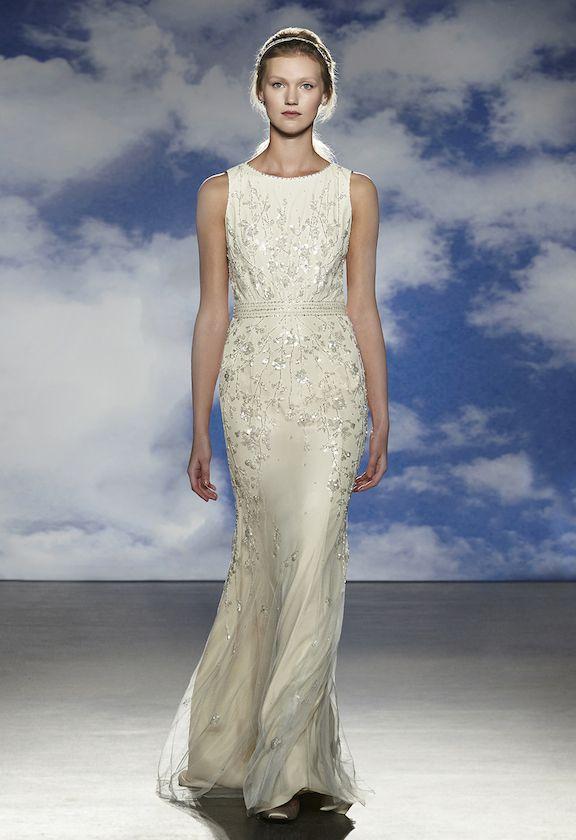 meet 31b6d e304d Jenny Packham - 2015 Bridal Catwalk