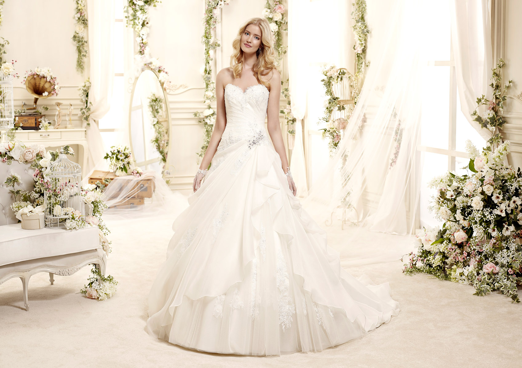 c660ffbf8ce9 Colet Bridal Collection 2015 - Nicole Fashion Group