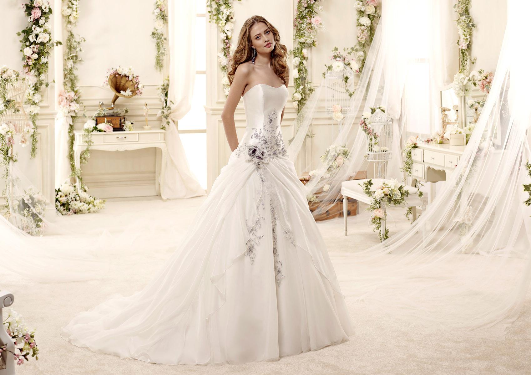 Vestiti Da Sposa Hymen.Colet Bridal Collection 2015 Nicole Fashion Group