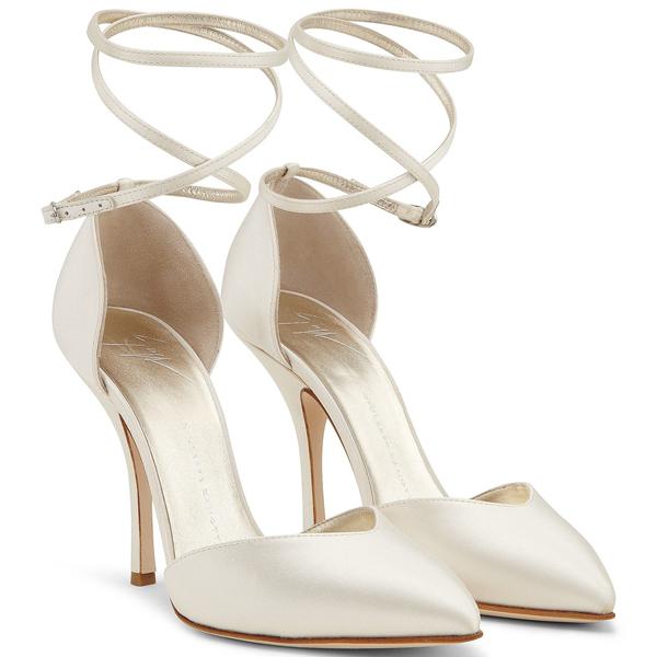 Scarpe Sposa Di Lusso.Calzature Di Lusso Per Una Sposa Elegante E Femminile Giuseppe