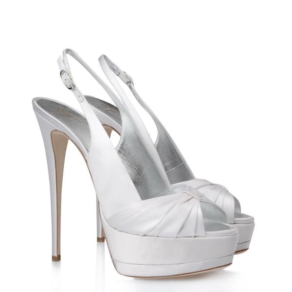 Scarpe Sposa Roma.Calzature Di Lusso Per Una Sposa Elegante E Femminile Giuseppe