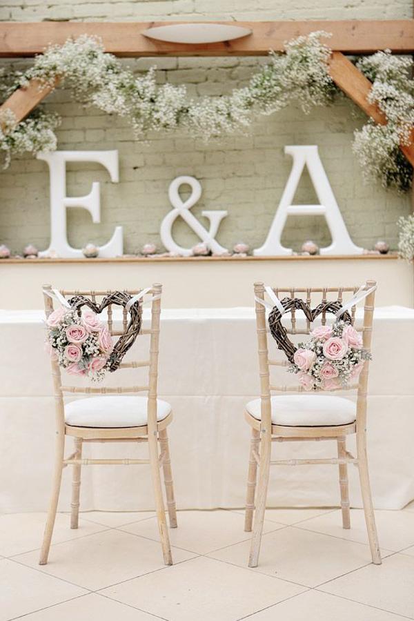 Come decorare il tavolo degli sposi - Come addobbare la casa della sposa il giorno del matrimonio ...