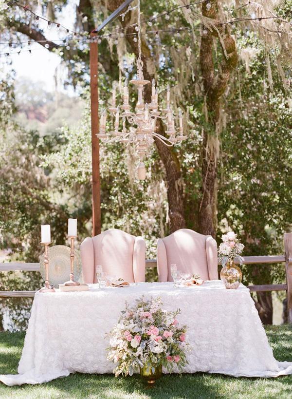 Top Come decorare il tavolo degli sposi SF19