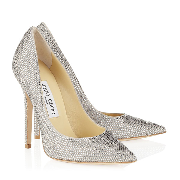 Quali sono le scarpe da sposa più belle  Jimmy Choo shoes 22f5ca67c0b