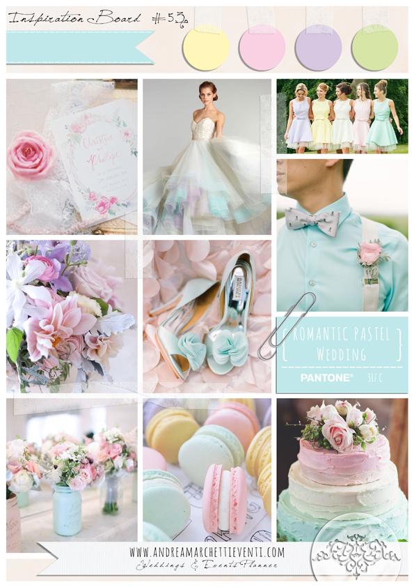 Matrimonio Tema Unicorno : Come realizzare un matrimonio dai colori pastello